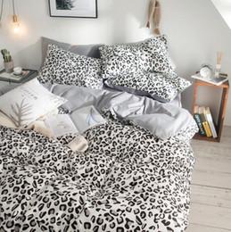 2019 3d листы роз Постельное белье хлопок кровать четыре части хлопок пододеяльник постельное белье домашний текстиль постельное белье одеяло обложка 180X220CM листы 230X250CM наволочки 2
