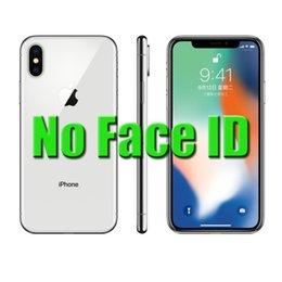 Desbloqueado Original usado como novas condições Apple iPhone x Sem ID Face versão 64GB / 256GB IOS de