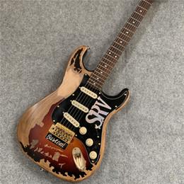 guitare électrique, livraison gratuite. comme cadeau d'envoyer des amis. vieilles guitares électriques. ? partir de fabricateur