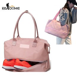 Sports Gym Fitness Dry Wet Separation Yoga Bag Travel Handbags For Shoes  Women the Shoulder Sac De Sport Luggage Duffle XA965WD. Supplier  raisins 682d2a7a52
