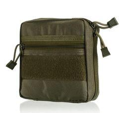 Argentina Venta al por mayor a prueba de agua Militar MOLLE EMT Kit de primeros auxilios Survival Gear Bag Táctico Multi Medical Kit o herramienta de utilidad cinturón EDC Pouch W2 cheap tactical bag gear wholesale Suministro