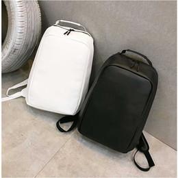 Diseñador de marca al por mayor Mochila Casaul School Bag Fashion Tide Mens Student Mochila Unisex Bolsas de deporte al aire libre desde fabricantes