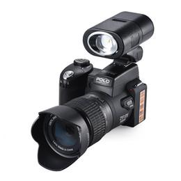 2019 cámaras digitales telefoto Cámara digital profesional Auto Focus AF Zoom Fotografía Foto Video Videocámara FHD HD 1080P Teleobjetivo Lente larga cámaras digitales telefoto baratos
