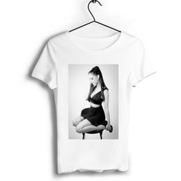 Сексуальные клубные рубашки бесплатная доставка онлайн-Женщины Персонажи Футболка Женщины Sexy Club Vintage футболка Футболки Модальные Повседневные Короткие Футболки Бесплатная Доставка