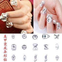 Manucure rouge net à fond plat L'Ultra-Flash ne peut pas faire tomber les accessoires pour ongles diamantés équipés de perceuses ? partir de fabricateur