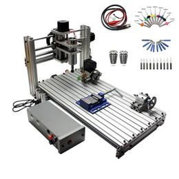 лазерное оптическое волокно Скидка CNC фрезерный станок DIY 6030 3060 MACH3 управления Diy Mini CNC маршрутизатор рабочую зону 29X57X9cm PCB гравировальный станок