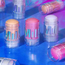 Bastão de leite on-line-Leite Maquiagem Matte Primer Maquiagem Borrão Vara Holográfica Supernova Mars Luminous Blur Vara Destaques 5 cores Maquiagem