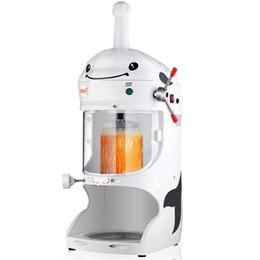 Argentina Máquina para hacer hielo comercial para el afeitado Leche comercial Tienda de té Lijadora Trituradora de nieve eléctrica Trituradora Máquina para hacer helados cheap electric milking machines Suministro
