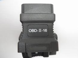 2019 scanner de voiture mahindra Pour connecteur FCAR OBD-II-16 broches pour F3-A F3-W F3-D F3S-W F6-D OBD-II Adaptateur de scanner de voiture OBD 2 adaptateur OBD2 promotion scanner de voiture mahindra