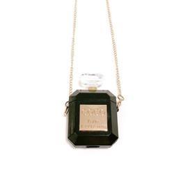 Bouteille de parfum de luxe Housse de protection pour Airpods TPU Silicone Étui souple avec collier Porte-écouteurs Usine ? partir de fabricateur