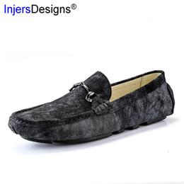 Freizeitkleidung online-Heißer Verkauf Gommino Driving Schuhe Männer Müßiggänger Zapatos De Hombre Atmungsaktive Slip-On Bootsschuhe Komfortable Strapazierfähig Lässig