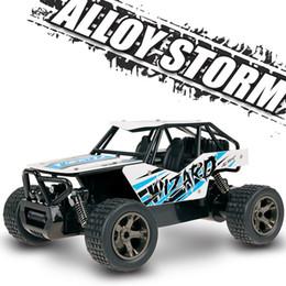 Nuovi camion di giocattoli online-Nuovo arrivo 2 .4ghz 1/20 Rc Rock Crawler 4wd auto Off-Road Truck Truck Buggy Telecomando auto Rc Toy
