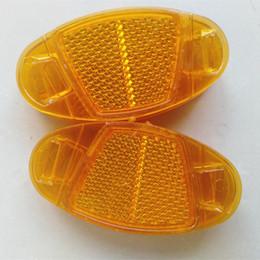 Bicycle reflector online-Fahrrad Sprach Reflektor Warnlicht Fahrrad Felge Reflektierende MTB Sprach Lichter Fahrrad Zubehör Hohe Qualität SSA293