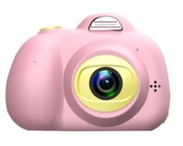 Argentina Niños lindos Cámara Digital Full HD 1080P 2 pulgadas 8MP Mini Lente Dual Cámara de Video Cámara SLR mejores regalos para Niños Niños 1pcs Suministro