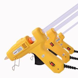 silicone caldo colla Sconti TRANVON Hot Melt Glue Gun Rod Industriale 11 millimetri 7 millimetri Stick fai da te silicone Themal Glue Gun Hot Melt elettrici Strumenti Casa fai da te