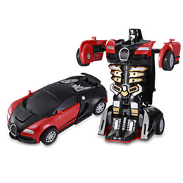 mini counting machine Promo Codes - heap Diecasts & Vehicles Hot Sales One Step Impact Deformation Car Mini Transformation Robot Toy Two Cool Appearances Fine Workmansh...