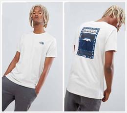 Para hombre las camisetas ropa de mujer pantalones cortos de natación cara ropa deportiva polo del norte hombres ropa de talla grande camiseta de moda Chaleco ropa de gimnasia streetwear desde fabricantes