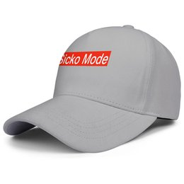 927f90f8bff1 Drake fashion style online shopping - Travis Scott Drake Sicko Mode grey  mens and womens trucker