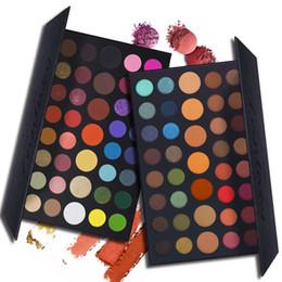2019 дымчатая палитра UCANBE Shimmer Matte Eyeshadow Palette 39 Colours Nude Natural Тени для век Набор для макияжа Металлический Дымный Художник Красота Косметика дешево дымчатая палитра