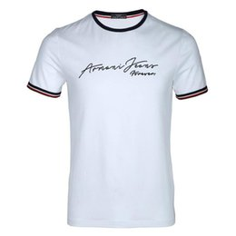Argentina Verano para hombre camiseta de algodón impresa manga corta diseñador de ocio moda cómoda camiseta transpirable adolescentes tendencia camiseta Suministro