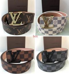 Boîte d'envoi de haute qualité VV ceintures marque designer ceintures pour hommes boucle ceinture ceintures de chasteté masculine top mode hommes ceinture en gros ? partir de fabricateur