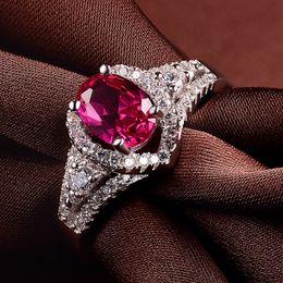 Dedo da senhora vermelha on-line-Nova S925 Sterling Silver Lady Anel Red Jade Anel, fine craftsmanship, anel de dedo ajustável