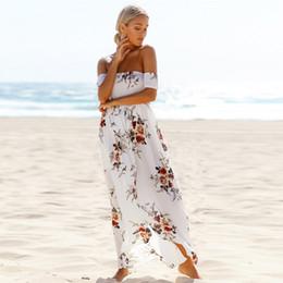 Playa vacaciones vestidos mujeres online-Vestido de mujer Vestido de manga corta en la playa Vestido de manga corta en el pecho con estampado de rosas Estampado de rosas 32