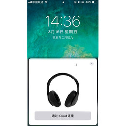 cell phone stereo headsets Promo Codes - 2019 Top Quality W1 chip Wireless Bluetooth Headphones Headsets With Retail Box Musician Headphones Shadow Grey Dropshipping
