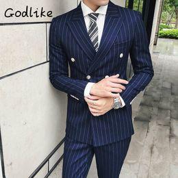 eeeac0730e Sconto Stripes Blazer Men | 2019 Stripes Blazer Men in vendita su it ...