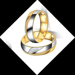 алмазный крест из нержавеющей стали Скидка Крест кольцо из нержавеющей стали Кристалл Кольцо с бриллиантом Пара обручальные кольца Кольцо группы Ювелирные изделия падение корабля