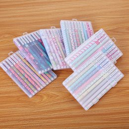 Bolígrafos De Gel De Color Marcador Para Colorear Con Estuche Para Marcadores De Manualidades Libro De Colorear Para Adultos Libro De Papelería