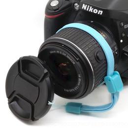 md plastico Rebajas KnightX 58mm 67mm 49mm 52mm 55mm 62mm 72mm Tapa del soporte de la tapa de la lente de la cámara Cubierta de la cámara Len para Olypums Fuji Lumix