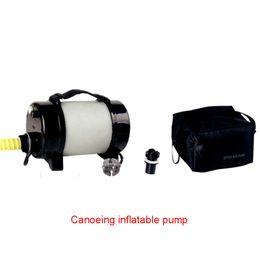 min gas Rebajas 220-240V / 50 Hz Piragüismo Embarcaciones de remo Bomba inflable eléctrica de CA 2100L / MIN Gas de escape 31KPa Bomba inflable de canotaje