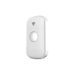 rastreador global por atacado Desconto Mini Portátil Pessoal Rastreador GPS Inteligente GPS GSM Dispositivo de Rastreamento SOS Botão Uma Chamada Chave SOS IP65 À Prova D 'Água (Varejo)