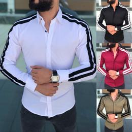 2019 gepaßte muskelhemden Casual Bluse Herren Slim Fit V-Ausschnitt Kurzarm Muscle T Slim Shirt Mode Casual Tops Henley Shirts rabatt gepaßte muskelhemden