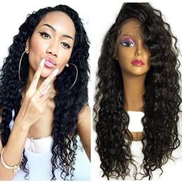 malasia rizado u parte peluca Rebajas Rizado cabello humano u parte peluca Glueless Malaysian U parte rizado pelucas parte del pelo virginal Upart peluca para afroamericanos