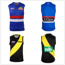 jersey de rugby ao atacado Desconto Melhor Qualidade 2019 2020 AFL jersey GWS Giants GUERNSEY Rugby Jerseys League camisola camisa 2019 RICHMOND tigres home GUERNSEY s-3xl