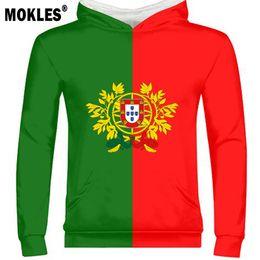 2019 португальские флаги Португалия мужской diy бесплатно пользовательские имя номер prt пуловер флаг нации pt Республика португальский страна колледж печати фото одежда дешево португальские флаги