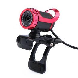 2019 webcam de gravação de vídeo A859 HD Câmera Web Rotatable Câmera Do Computador USB 12MP Gravação De Vídeo Webcam com Microfone Mic de Absorção de som-on Cam webcam de gravação de vídeo barato