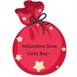 Weihnachten glückliche taschen online-2019 Jeseca Celebration Lucky Bags Männer Frauen Accessoires für Weihnachtsgeschenke Gelegentliche Anlieferung Freies Verschiffen