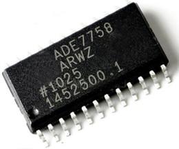 Argentina 10PCS / LOT Nuevo ADE7758ARWZ ADE7758ARW ADE7758 SOP-24 IC multifase multifunción de medición de energía con IC por información de fase Suministro