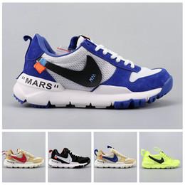 Yard scarpe donne online-2019 Hot Big Craft Mars Yard TS NASA 2.0 Sport Scarpe da corsa di alta qualità Uomo Donna Super Multicolor Sneakers Designer Sneakers 36-44