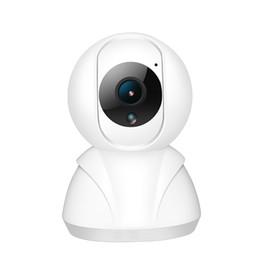 câmera de visualização ao vivo Desconto Smart Wi-Fi HD 1080p qualidade de imagem, uma ligação chave, fácil distância IR operação 10m, duas maneiras de porteiro de áudio, movimento modelo de detecção de corpo.