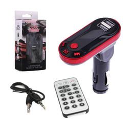 2019 teléfonos i9 Transmisor FM inalámbrico Bluetooth Manos libres Cargador de coche USB i9 Reproductor de MP3 Tarjeta TF Kit de coche i9 Radio remota Altavoz Llamada de teléfono Teléfono inteligente