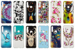 glow notes Promo Codes - Luminous Soft TPU Case For Samsung A20E A60 A80 A90 Huawei P Smart Z Y5 P20 Lite 2019 Glow In Dark Skull Dreamcatcher Flower Unicorn Cover