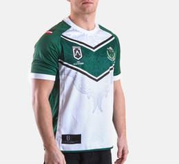 Camisa grande xxl online-tamaño grande 5xl 2019 2020 Nueva Zelanda Maori All Stars camisetas de rugby NRL Liga nacional Camiseta de rugby camiseta nrl Maori kiwis camisetas s-5xl