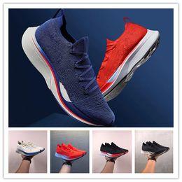 2019 новый топ Zoom обуви Vaporfly 4% Zoom Fly Zoom Pegasus Turbo ZoomX AJ3857-600 евро 5,5-11 от