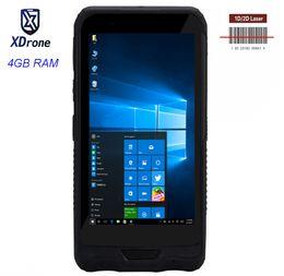 2019 mini pda mobile 2019 original PDA Windows Barcode Scanner Mobiler Tablet Mini PC 6