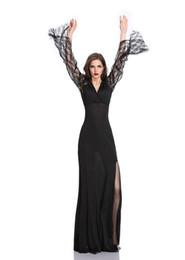 Sujetadores de la diosa online-Nuevo sexy carnaval cosplay princesa Leia Slave Costume Dress Gold Bra and Neckchain traje de diosa egipcia