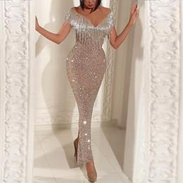 Desconto Tecido De Glitter Para Vestidos 2019 Tecido De